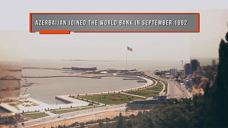 World Bank in Azerbaijan: 25 Years of Partnership