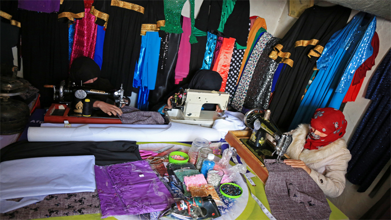 Helping Afghan Women Improve their Economic Status