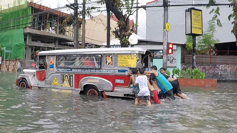 project highlights metro manila flood management