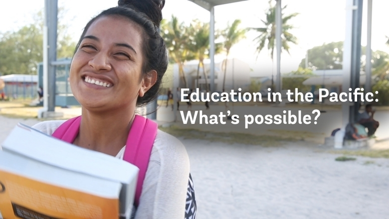 Pacific Possible: Education