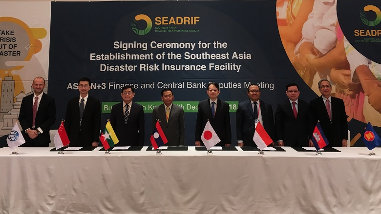 Disaster Risk Financing and Insurance (DRFI) Program