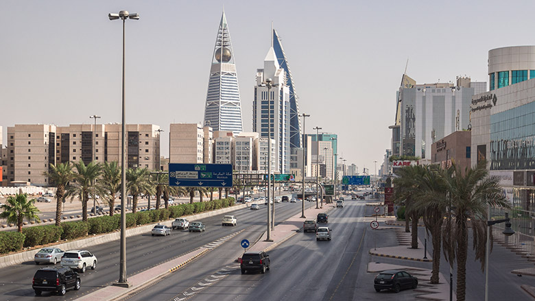 Landscape view of skyscrapers in Riyadh, Saudi Arabia - Photo: Andrew V Marcus | Shutterstock.com