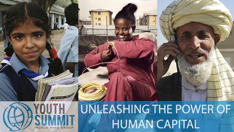 4487551076a7f World Bank Youth Summit 2018  Unleashing the Power of Human Capital