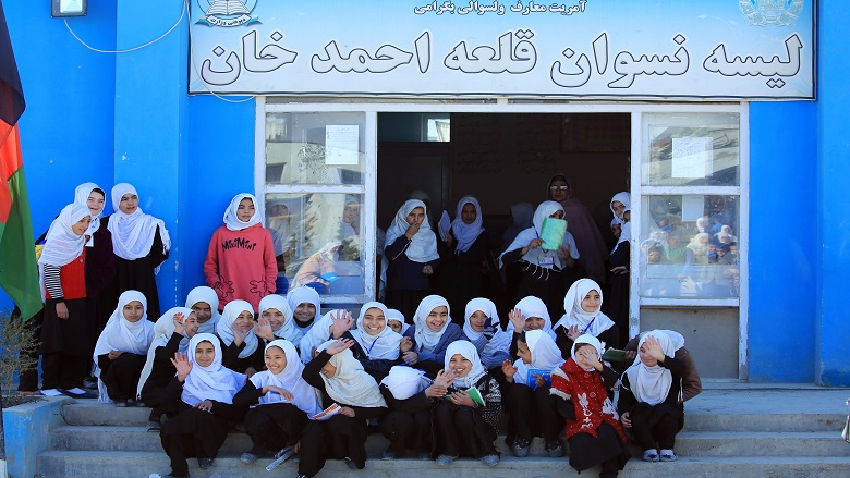Education Improvement Program Enriches Learning Environment in Kabul