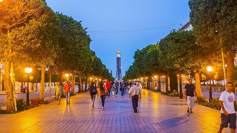 Tunisia - eFesenko / Shutterstock.com
