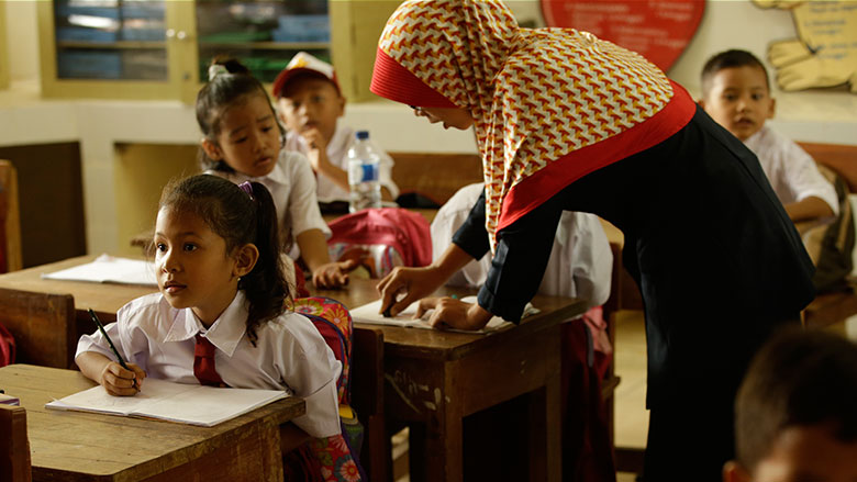 Improving Teaching and Learning in Indonesia
