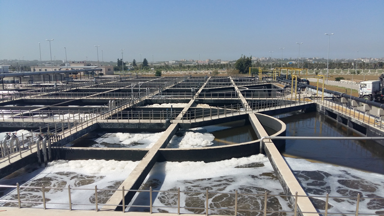 North Gaza Communities Will Finally Benefit From Sewage
