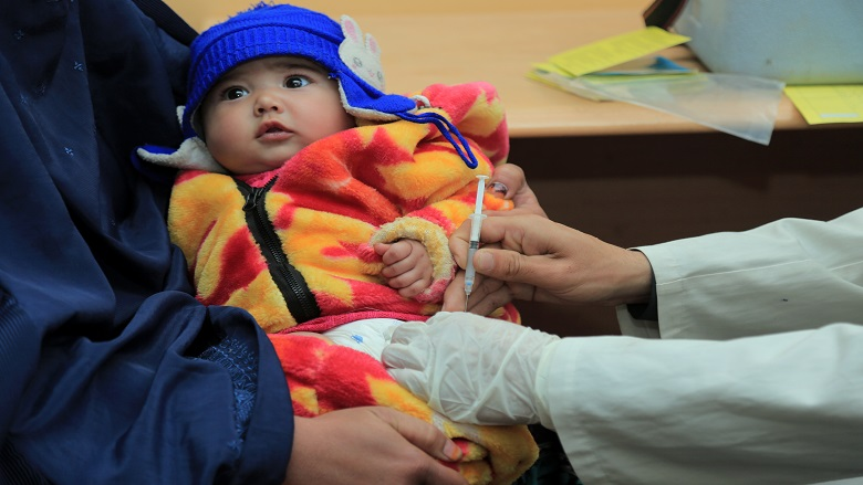 Kabul Clinic Improves Health for Mothers, their Children