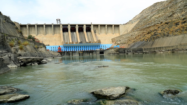 afghanistan resurrects its largest hydropower plant toward a
