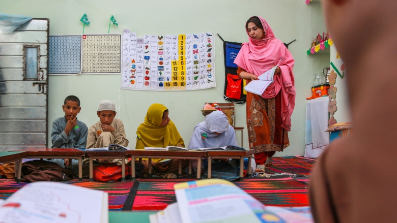 Improving Access to Quality Education in Pakistan's Balochistan Province