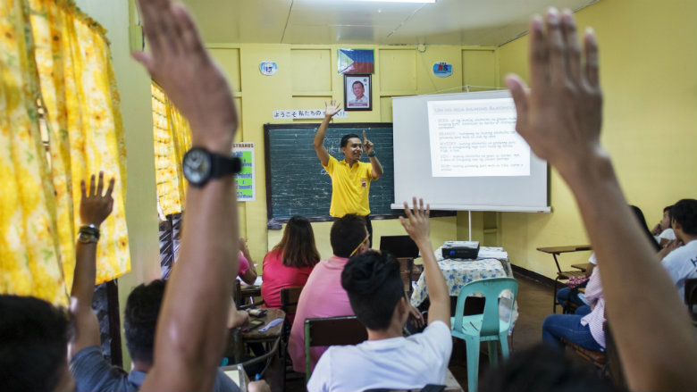 The Philippines Alternative Learning System A Second Chance