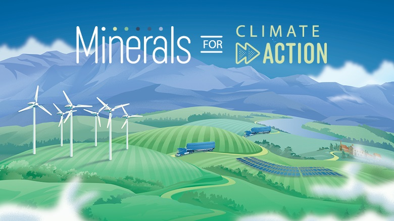 Climate-Smart Mining: Minerals for Climate Action