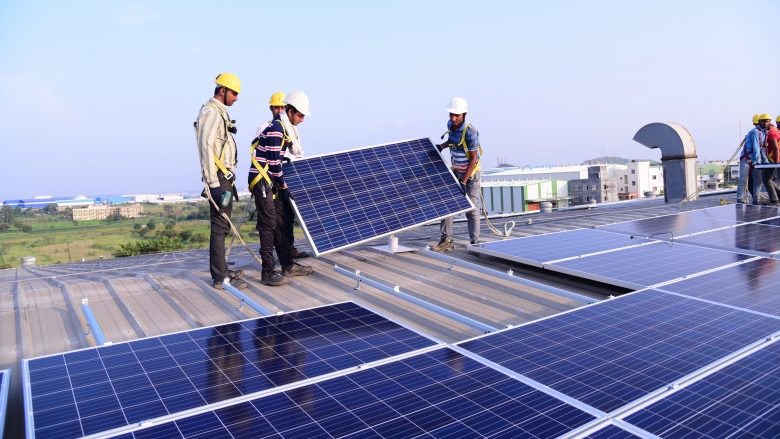 India Project Update: Grid Connected Rooftop Solar Photovoltaic ...