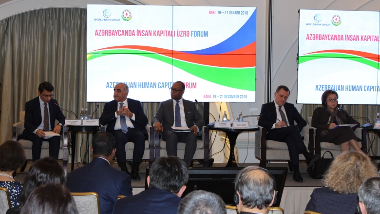 Azerbaijan: Human Capital Forum Helps the Country Orient Itself for