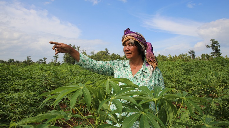 Land: An Asset for Cambodia's Children