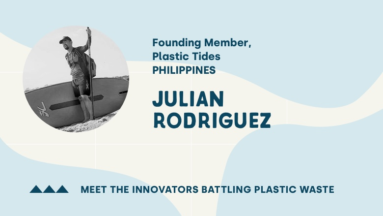 Meet the Innovator Battling Plastic Waste in the Philippines
