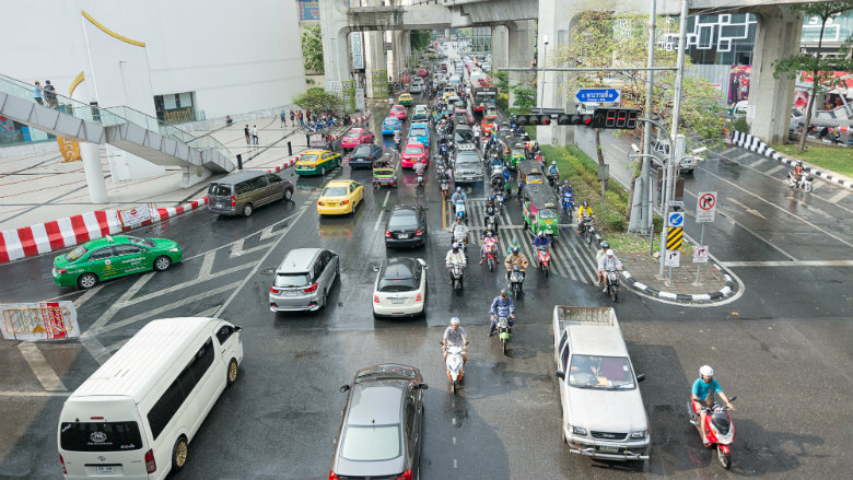 Working Towards Improving Road Safety and Saving Lives in Thailand