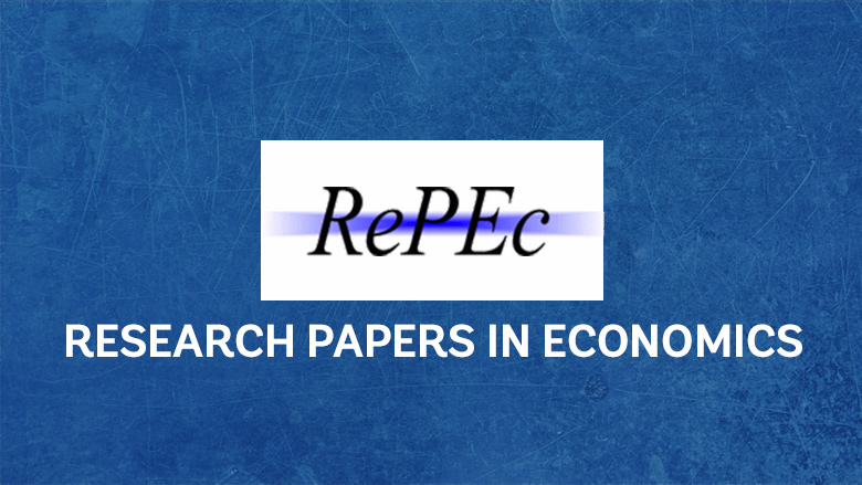 Repec logo for working papers