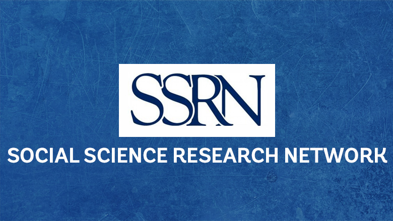 SSRN logo for working papers