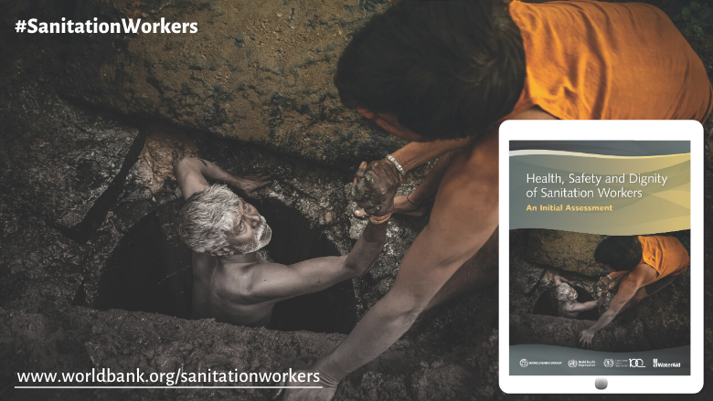 Sanitation Workers: Light at the End of the Tunnel?