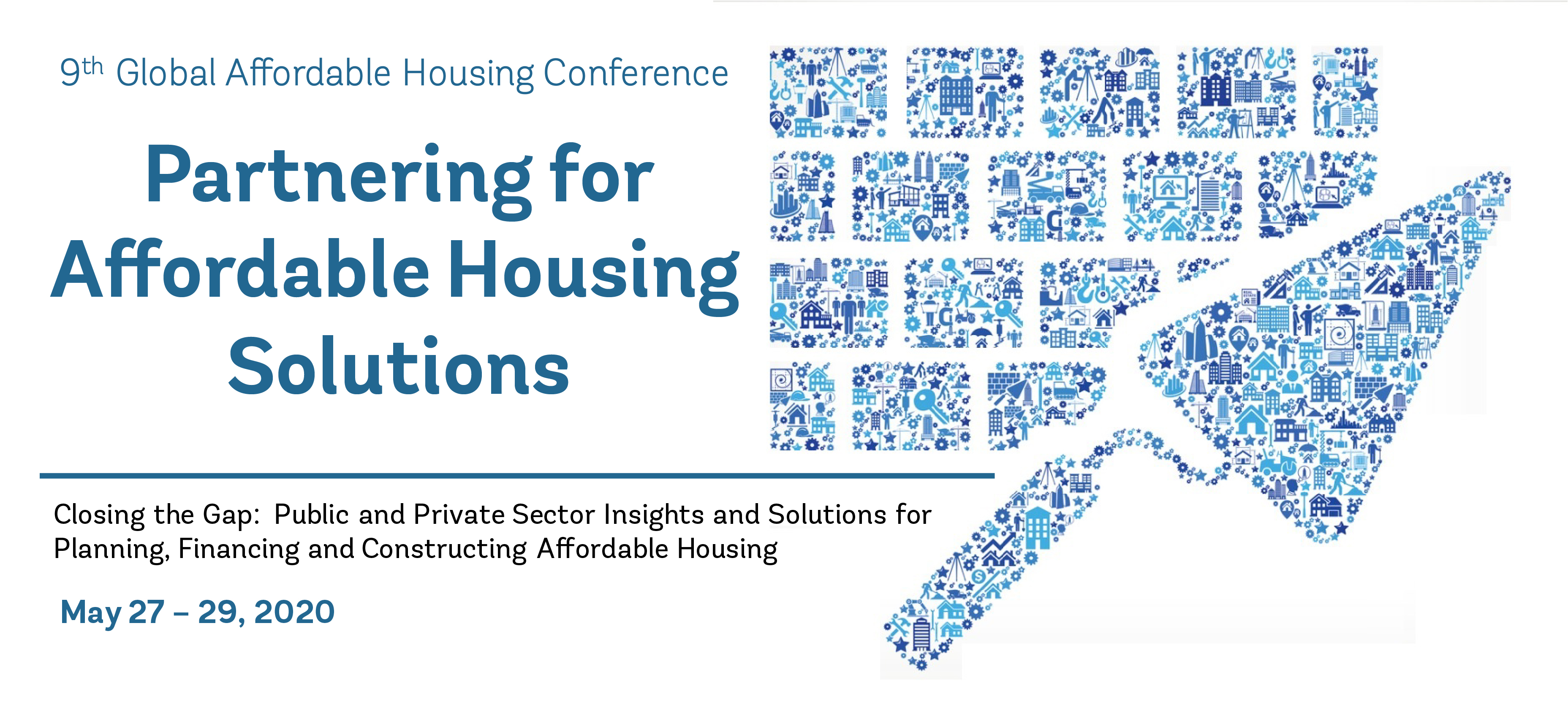 Washington Dc Events May 2020.9th Global Affordable Housing Conference