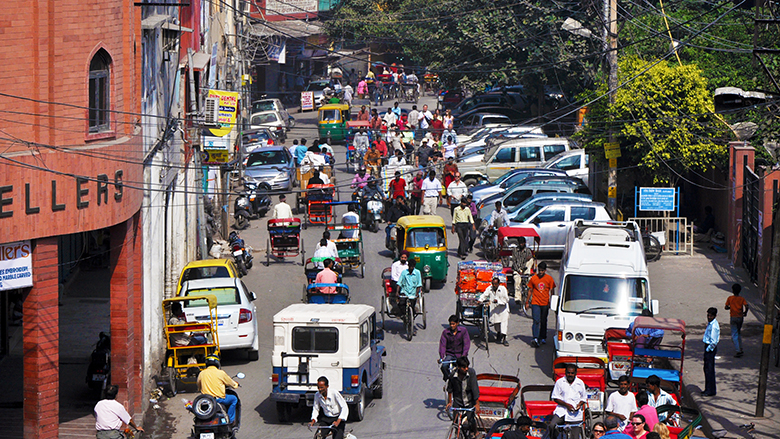 Growth in South Asia Slows Down, Rebound Uncertain
