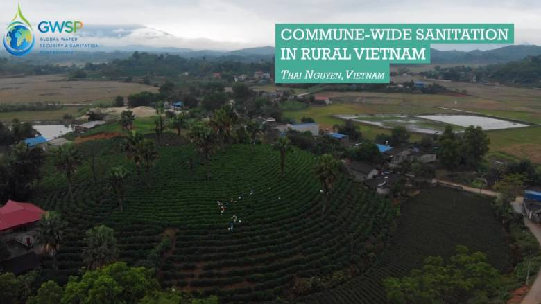A project by the World Bank and the Global Water Security & Sanitation Partnership aims to improve sanitation in rural Vietnam this by making toilet construction convenient and affordable.