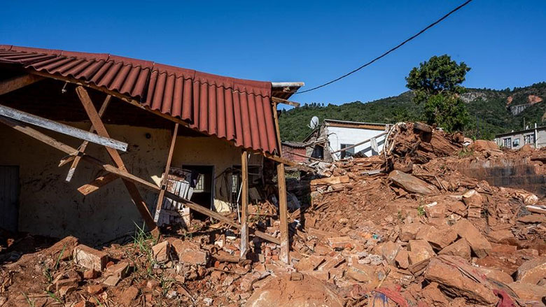 Restoring Zimbabwe's Livelihoods, Infrastructure After Cyclone Idai