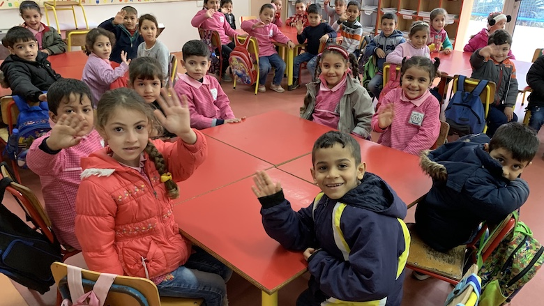 Q&A: Keeping the Promise of Education for Students Across MENA