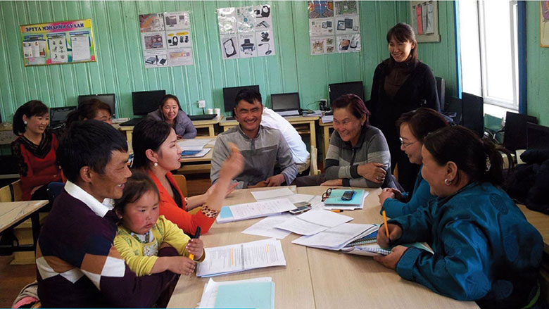 In Mongolia, Parent-Teacher Associations are Improving Learning Outcomes and School Transparency