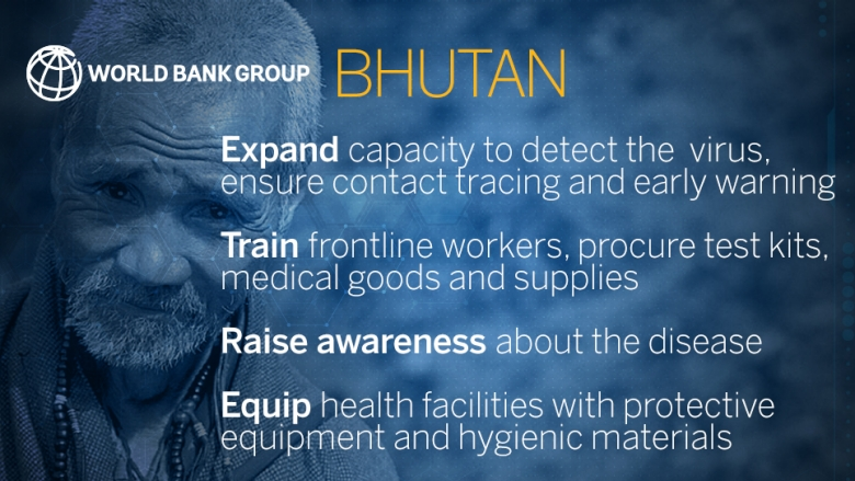 World Bank Fast-Tracks $5 Million for Bhutan's COVID-19 ...