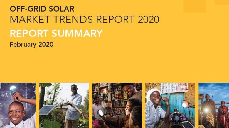 Off-Grid Solar Market Trends Report 2020