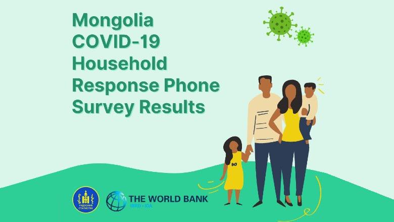 Монгол Улсад COVID-19-ийн нөлөөллийг тодорхойлох өрхөд суурилсан судалгааны дүн гарчээ