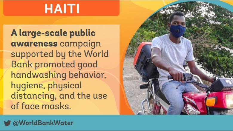 As Haiti Braces for the COVID-19 Pandemic, Water, Sanitation, and Hygiene Are More Important Than Ever