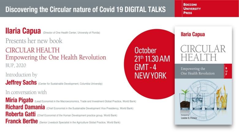 Discovering the Circular nature of Covid 19 DIGITAL TALKS