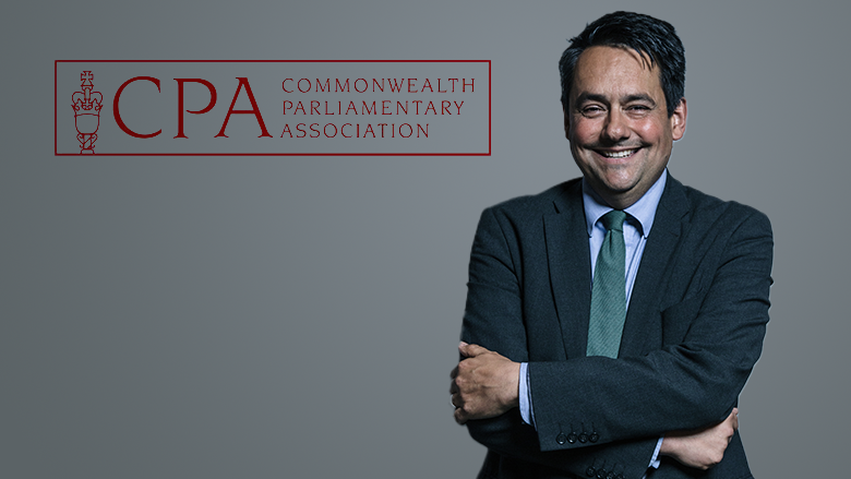 Stephen Twigg, Secretary General of the Commonwealth Parliamentary Association