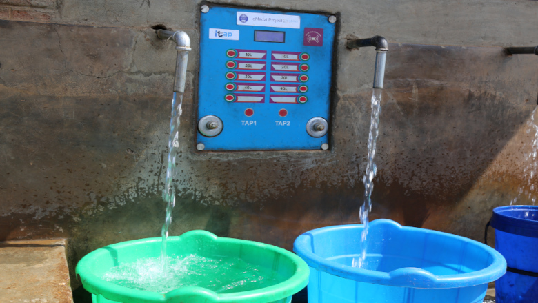 Automated Water Kiosks Provide Continuous Water for Malawians During COVID-19 Brandspurng