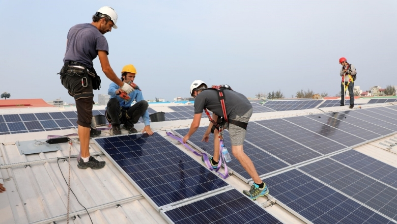 China Accused of Using Forced Labor in Solar Panel Supply