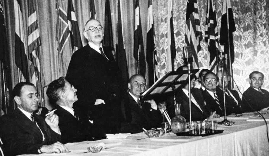 Bretton Woods Monetary Conference July 1 22 1944
