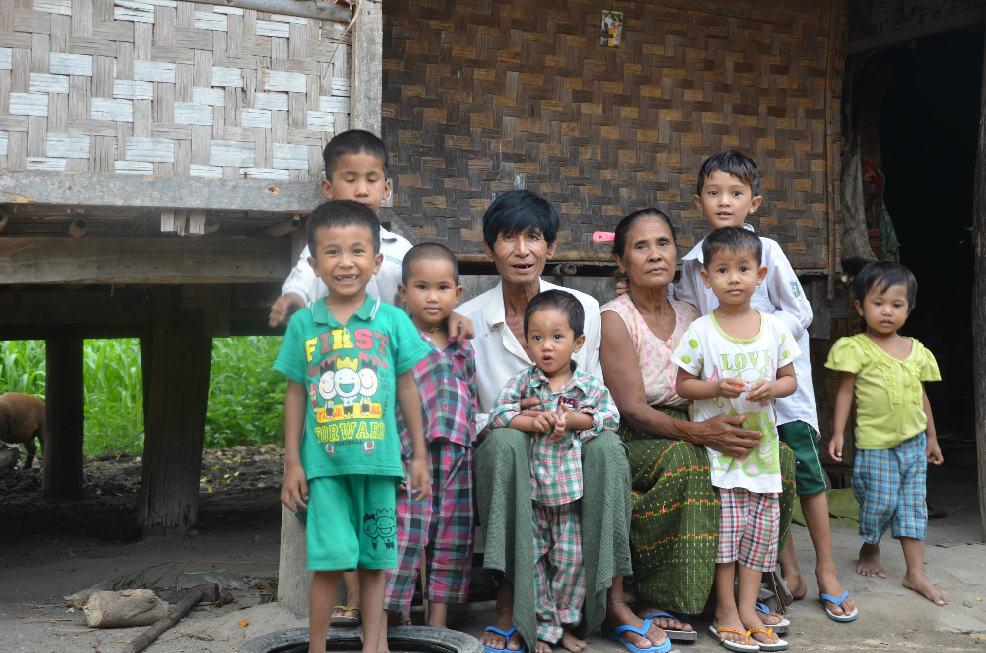 poor family Poor family in cambodia - mrssokhonavi - duration: 7:28 kakada tuon 2,003 views 7:28 poor family of 17 pleads for help - duration: 1:50.